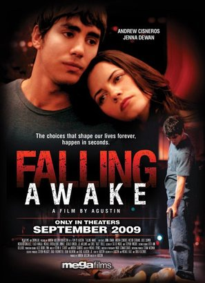 Falling Awake - Movie Poster (thumbnail)