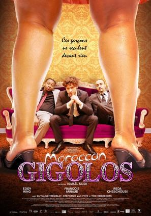 Moroccan Gigolos - Belgian Movie Poster (thumbnail)