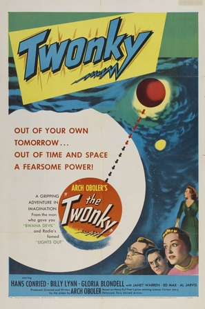 The Twonky - Movie Poster (thumbnail)