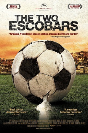 The Two Escobars - Movie Poster (thumbnail)