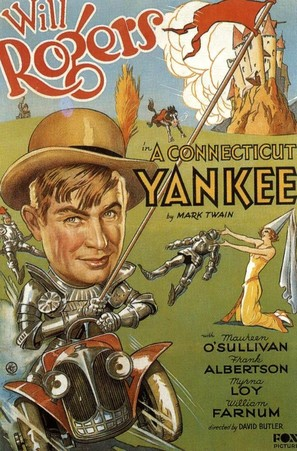 A Connecticut Yankee - Movie Poster (thumbnail)