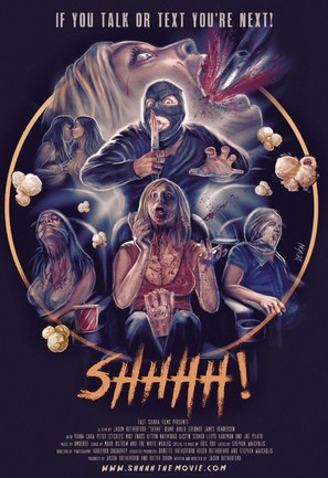 Shhhh - Movie Poster (thumbnail)