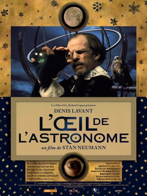 L'oeil de l'astronome - French Movie Poster (thumbnail)
