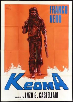 Keoma - Italian Movie Poster (thumbnail)