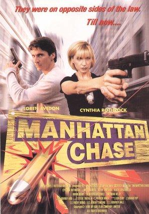 Manhattan Chase - poster (thumbnail)