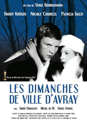 Les dimanches de Ville d'Avray - French Movie Poster (thumbnail)