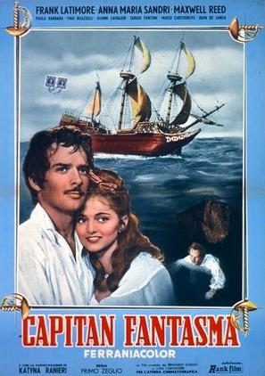Capitan Fantasma - Italian Movie Poster (thumbnail)