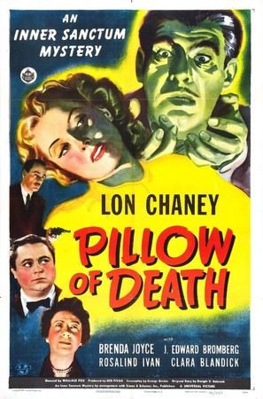 Pillow of Death - Movie Poster (thumbnail)