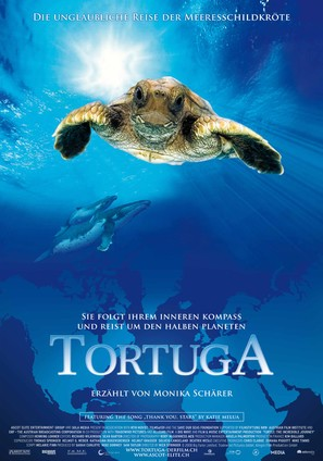 Turtle: The Incredible Journey - Swiss Movie Poster (thumbnail)