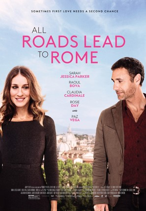 All Roads Lead to Rome - Movie Poster (thumbnail)