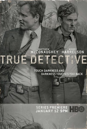 """True Detective"" - Movie Poster (thumbnail)"