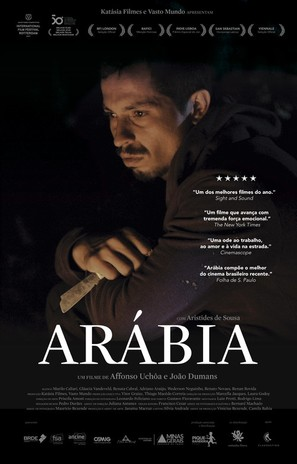 Arábia - Brazilian Movie Poster (thumbnail)