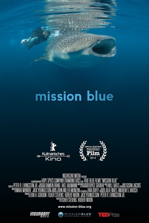 Mission Blue - Movie Poster (thumbnail)