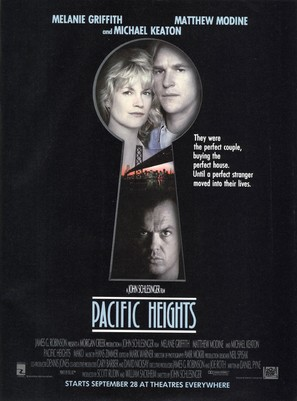 Pacific Heights - Movie Poster (thumbnail)