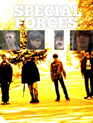 Special Forces - Movie Poster (thumbnail)