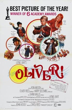 Oliver! - Movie Poster (thumbnail)