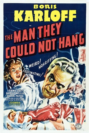 The Man They Could Not Hang - Movie Poster (thumbnail)