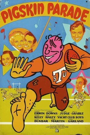 Pigskin Parade - Movie Poster (thumbnail)
