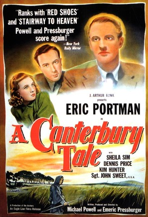 A Canterbury Tale - Movie Poster (thumbnail)
