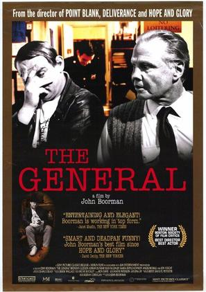 The General - Movie Poster (thumbnail)