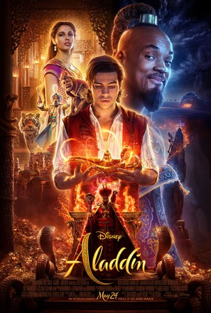 Aladdin - Movie Poster (thumbnail)
