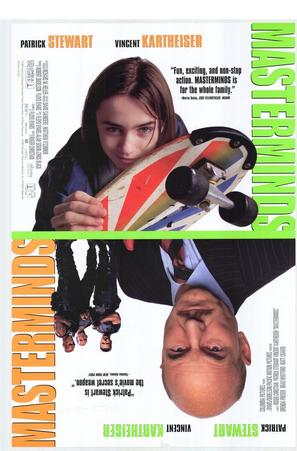 Masterminds - Movie Poster (thumbnail)