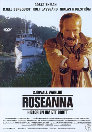 Roseanna - Swedish Movie Cover (thumbnail)