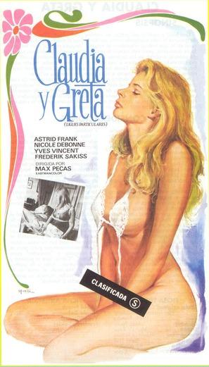 Claude et Greta - Movie Poster (thumbnail)