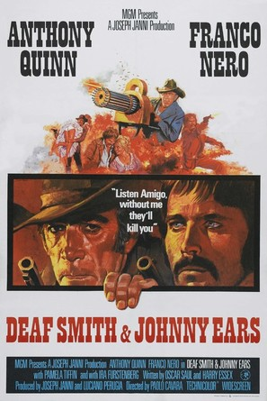 Amigos, Los - British Movie Poster (thumbnail)
