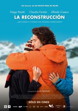La reconstrucción - Argentinian Movie Poster (thumbnail)
