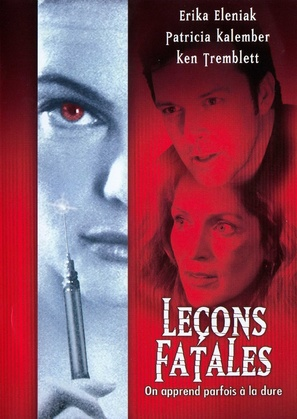 Fatal Lessons: The Good Teacher - French Movie Cover (thumbnail)