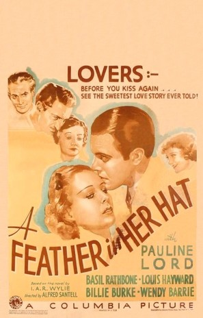 A Feather in Her Hat - Movie Poster (thumbnail)