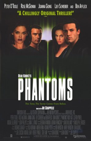 Phantoms - Movie Poster (thumbnail)