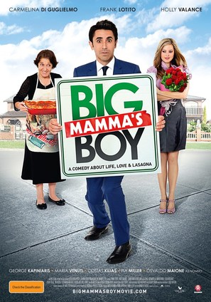 Big Mamma's Boy - Australian Movie Poster (thumbnail)