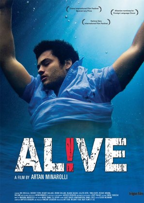 Alive! - Swiss Movie Poster (thumbnail)