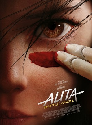 Alita: Battle Angel - French Movie Poster (thumbnail)