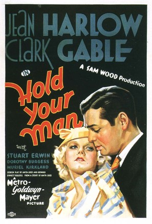 Hold Your Man - Movie Poster (thumbnail)