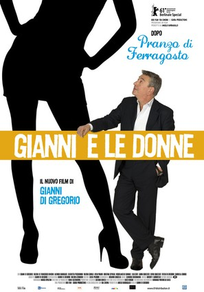 Gianni e le donne - Italian Movie Poster (thumbnail)