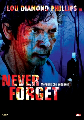 Never Forget - German DVD cover (thumbnail)