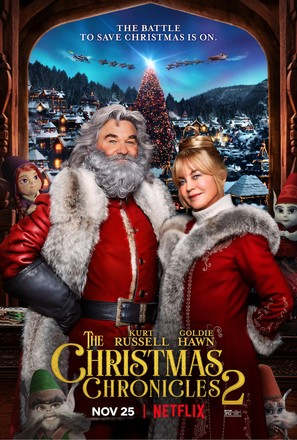The Christmas Chronicles 2 - Movie Poster (thumbnail)