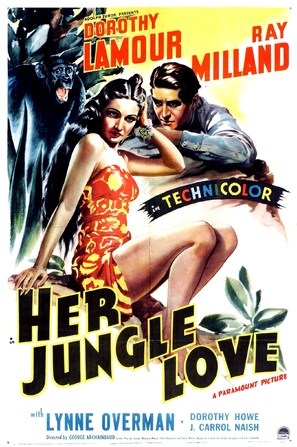 Her Jungle Love - Theatrical poster (thumbnail)