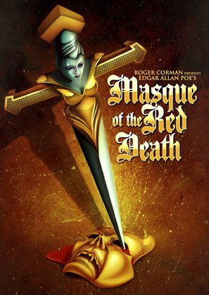 Masque of the Red Death - DVD movie cover (thumbnail)