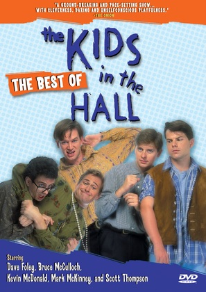 """""""The Kids in the Hall"""" - Movie Cover (thumbnail)"""