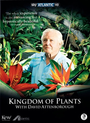 """Kingdom of Plants 3D"" - DVD cover (thumbnail)"