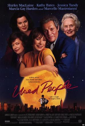 Used People - Movie Poster (thumbnail)