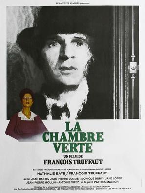 Chambre verte, La - French Movie Poster (thumbnail)