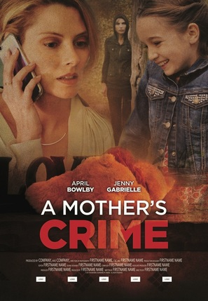 A Mother's Crime - Movie Poster (thumbnail)