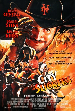City Slickers - Movie Poster (thumbnail)