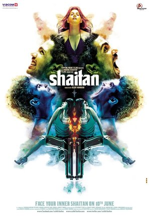 Shaitan - Indian Movie Poster (thumbnail)