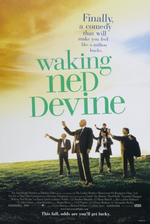 Waking Ned - Movie Poster (thumbnail)